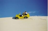 Tatajuba com Buggy - dunas, lagoas e praias